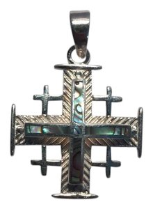 Other Sterling Silver Cross Pendant