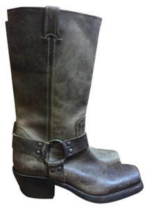 BCBGeneration Bcbgirls Square Toe Cowboy Brown Boots