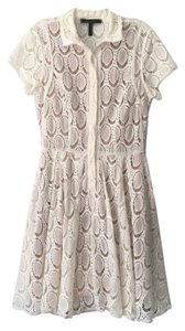 BCBGMAXAZRIA Lace Summer Offices Cocktail Dress