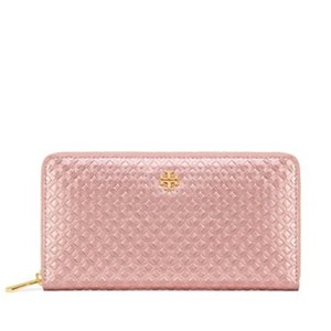Tory Burch Tory Burch Marion Embossed Continental Zip Wallet