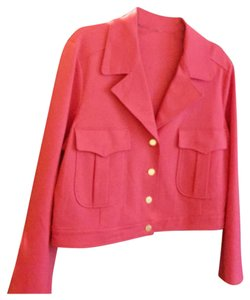Anne Klein Orange Jacket