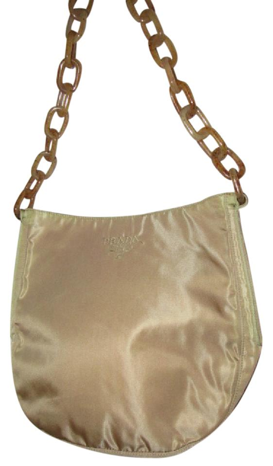 a804c985c1 Prada Hobo Shoulder Mint Vintage High-end Bohemian Resin Dressy Or Casual  Hobo Bag ...