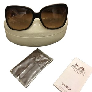 Coach Coach Sunglasses - Brown