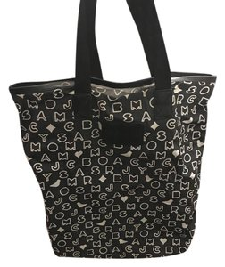 Marc by Marc Jacobs Nylon Tote in Black