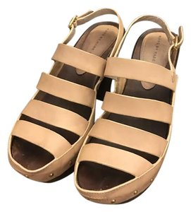 Marc by Marc Jacobs Heels 8.5 Nude Sandals