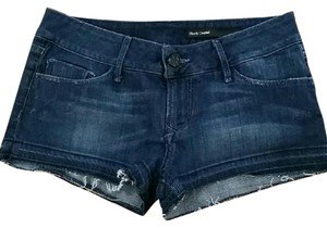 Black Orchid Denim Zippers Jeans Mini/Short Shorts