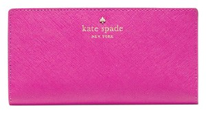 Kate Spade Kate Spade Mikas Pond Stacy Wallet Vivid Snapdragon