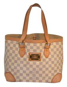 Louis Vuitton Tote Damier Lv Lv Handbag Shoulder Bag