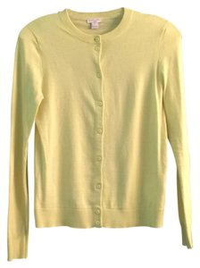 J.Crew Button Down Shirt canary yellow