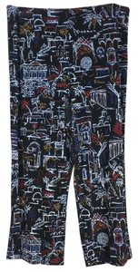 Coldwater Creek Capris multi color