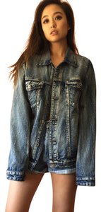 Nasty Gal Womens Jean Jacket