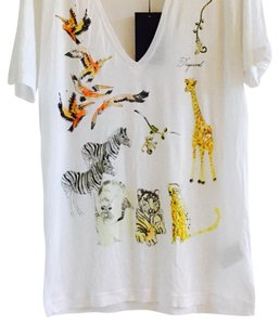 Dsquared2 T Shirt White