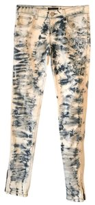 Romeo & Juliet Couture Skinny Jeans-Acid