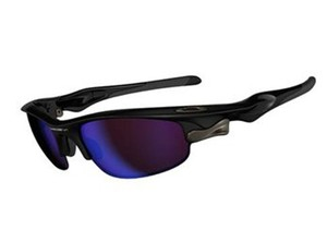 Oakley Oakley Fast Jacket Polished Black/G30 Iridium & Persimmon OO9097-03