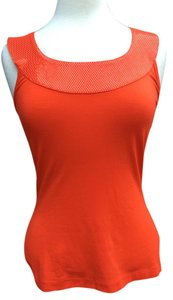St. John Top Orange