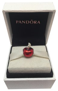 PANDORA Pandora Snow whites Apple Disney charm