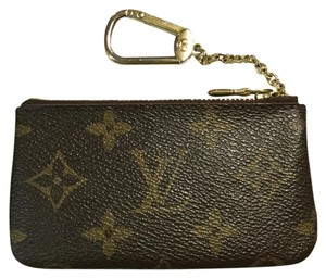 Louis Vuitton Key Pouch Monogram