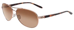 Oakley Oakley Feedback Rose Gold/VR50 Brown Gradient OO4079-01