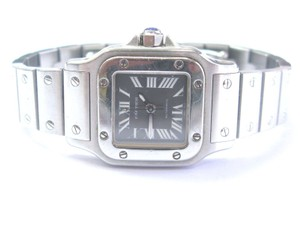 Cartier Cartier Santos Automatic Special Gram Stainless Steel Watch 2423