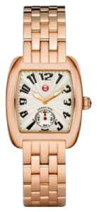 Michele NWT ROSE GOLD MINI URBAN WATCH MWW02A000548