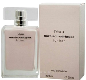 Narciso Rodriguez l'eau for her Narciso Rodriguez