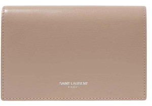 Saint Laurent Saint Laurent Fragments Flap Wallet