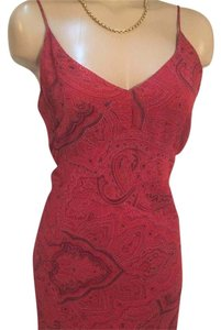 Red Maxi Dress by Ann Taylor