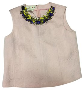 MARNI made in Italy Top rose pink