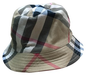 Burberry bucket hat reversible bucket hat