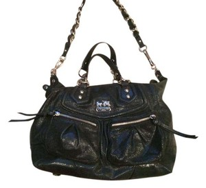 Coach Limited Edition Satchel in Black