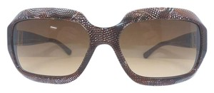 Chanel Chanel 5155 1123/3B Brown Sunglasses
