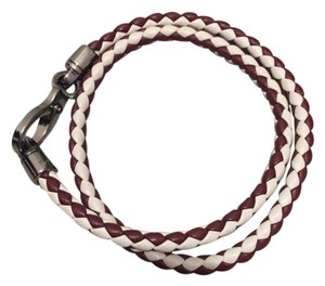 Tod's Tods Unisex Leather Bracelet