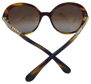 Chanel Chanel Latest Oval Summer Multi-color Brown Sunglasses 5353 c.1564/S9