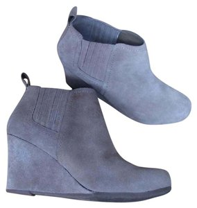 Dolce Vita Ankle Suede Beige Boots