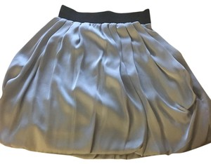 H&M Skirt silver