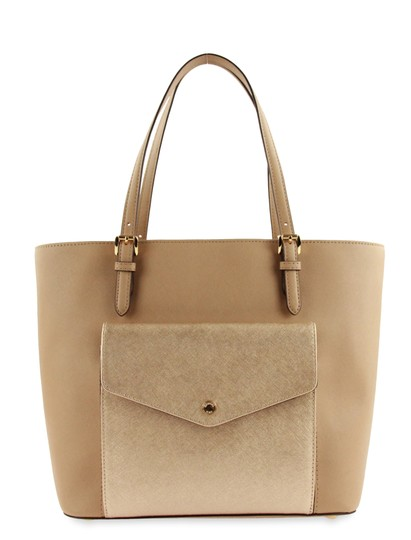 Preload https://img-static.tradesy.com/item/21034504/michael-michael-kors-jet-set-beige-saffiano-leather-tote-0-2-540-540.jpg