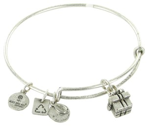 Alex and Ani CBD12ACSRS Gift Box American Cancer Society Expandable EWB Bracelet
