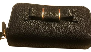 Urban Expressions Black-Darcy Key Case Mini Wallet/ Coin Purse