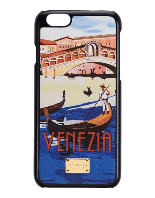 Dolce&Gabbana Blue Dolce & Gabbana Iphone 6 Case Tech Accessory Dolce&Gabbana Blue Dolce & Gabbana Iphone 6 Case Tech Accessory Image 1
