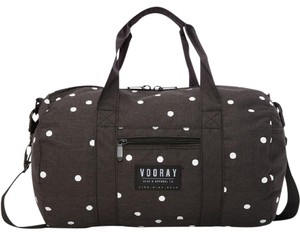 Vooray Black and White Travel Bag
