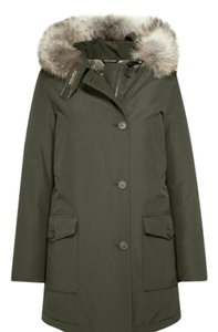 Woolrich Warm Winter Designer Trench Coat