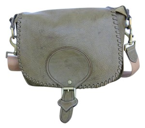 Mulberry Martha Leather Natural Tanning Cross Body Bag