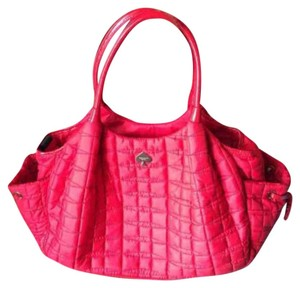 Kate Spade red Diaper Bag