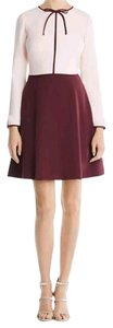 Ted Baker short dress Pink and Wine on Tradesy