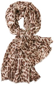 CAbi CAbi Leopard Style 3116 Scarf One Size NEW