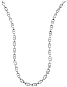 Michael Kors MKJ1931040 Silver Link Necklace