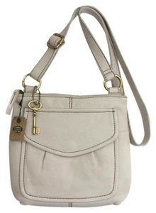 Fossil Shb4520105 Bone Leather Hand . Shoulder Bag