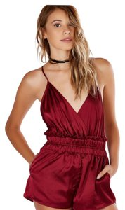 3fa8ffcfbb5f Red Rompers   Jumpsuits - Up to 70% off a Tradesy