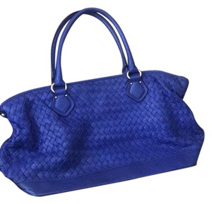 abro Satchel in royal blue