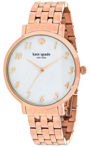 Kate Spade NWT Rose GOLD-Tone Monterey Watch 1YRU0850